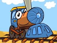 Флеш игра Поезд на диком западе 2