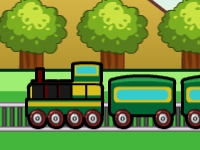 Флеш игра Поезд, вперед!