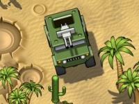 Флеш игра Поездка в пустыне