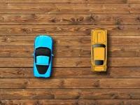 Флеш игра Погоня на автомагистрали