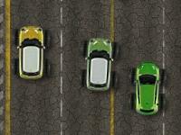 Флеш игра Погоня на грузовике монстре