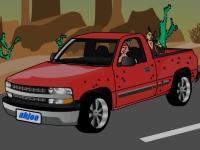 Флеш игра Погоня на шоссе 2