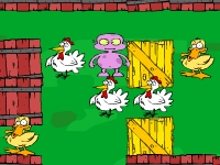 Флеш игра Похищение домашних животных