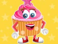 Флеш игра Поиграй со сладостями