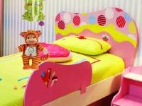 Флеш игра Поиск букв в детской комнате