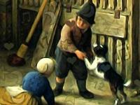 Флеш игра Поиск на картине мастера 9
