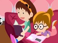 Флеш игра Поиск отличий на учебе