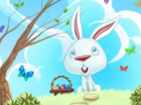 Флеш игра Поиск отличий с веселым кроликом