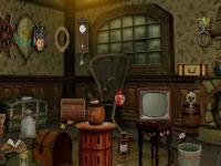 Флеш игра Поиск предметов в старинном доме