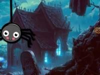 Флеш игра Поиск тыкв на Хэллоуин