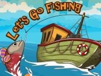 Флеш игра Пойдем на рыбалку!