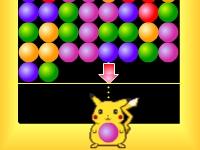 Флеш игра Покемон и магический шар