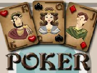 Флеш игра Покер: римская архитектура