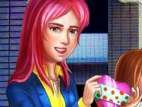 Флеш игра Покоритель женских сердец на кампусе