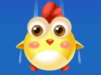 Флеш игра Полет цыпленка