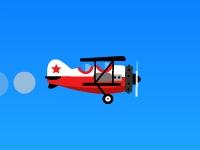 Флеш игра Полет самолета