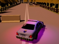 Флеш игра Полицейский патруль