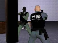 Флеш игра Полицейский
