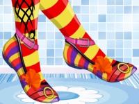 Флеш игра Полосатые ножки