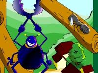 Флеш игра Помоги муравьям