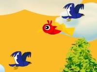 Флеш игра Попугай Пэт: Прыжок на новую высоту