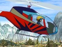 Флеш игра Посади вертолет