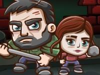 Флеш игра Последние выжившие