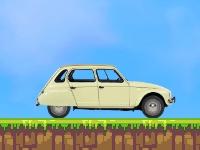 Флеш игра Построй дорогу для машины