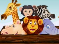 Флеш игра Потерянные животные