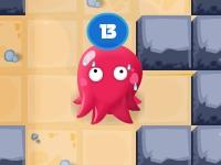 Флеш игра Потерянный осьминог