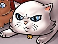 Флеш игра Потерявшиеся котята