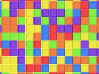 Флеш игра Поток цвета