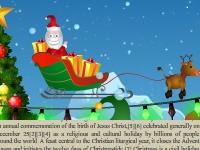 Флеш игра Поверь в Деда Мороза