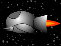 Флеш игра Пояс астероидов