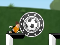 Флеш игра Поймай мяч