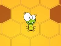 Флеш игра Поймай веселого жука