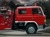 Флеш игра Пожарная машина 2