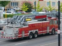 Флеш игра Пожарная машина: Пазл
