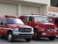 Флеш игра Пожарная машина