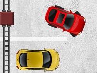 Флеш игра Практика парковки 2