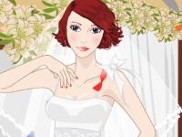 Флеш игра Прекрасная невеста