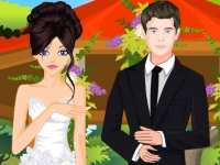 Флеш игра Прекрасная свадьба