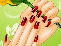 Флеш игра Прекрасные ногти