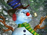 Флеш игра Прекрасный Новый Год
