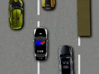 Флеш игра Преследование на полицейской машине