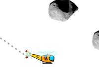 Флеш игра Преследование на вертолете