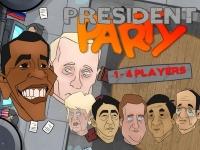 Флеш игра Президентская битва