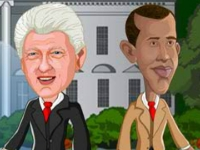 Флеш игра Президентская чеканка