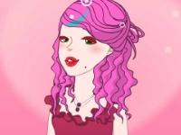 Флеш игра Прическа для принцессы