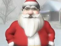 Флеш игра Приключения Деда Мороза
